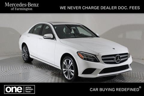 2019 Mercedes-Benz C-Class for sale in Farmington, UT