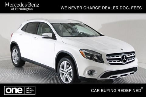 2019 Mercedes-Benz GLA for sale in Farmington, UT