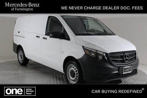 2019 Mercedes-Benz Metris for sale in Farmington, UT