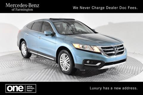 2015 Honda Crosstour for sale in Farmington, UT