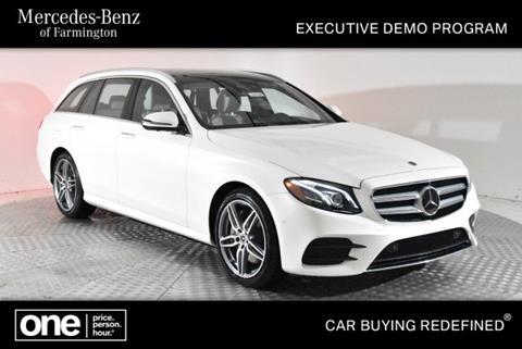 2019 Mercedes-Benz E-Class for sale in Farmington, UT