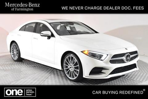 2019 Mercedes-Benz CLS for sale in Farmington, UT
