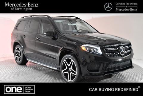 2018 Mercedes-Benz GLS for sale in Farmington, UT
