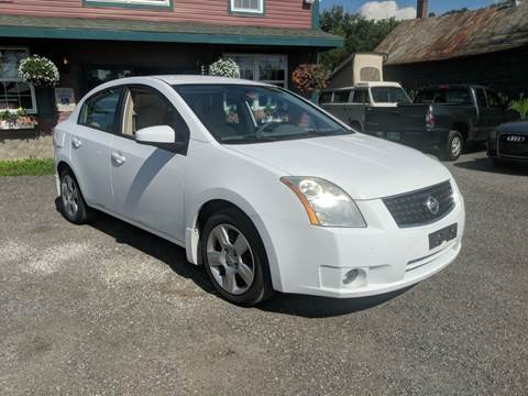 2009 Nissan Sentra for sale in Hinesburg, VT