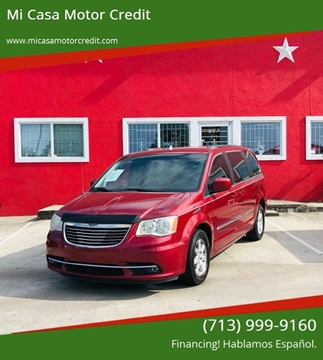 Town And Country Houston >> Used Chrysler Town And Country For Sale In Houston Tx Carsforsale