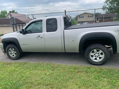 2009 GMC Sierra 1500 for sale in Shinnston, WV
