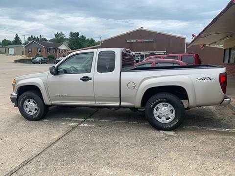 2005 GMC Canyon for sale in Shinnston, WV