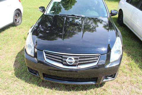 2007 Nissan Maxima for sale in Grovetown, GA