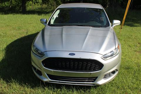 2015 Ford Fusion for sale in Grovetown, GA