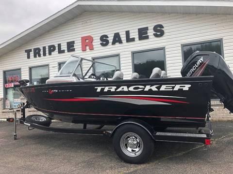 2015 Tracker Proguide V175 for sale in Lake City, MN