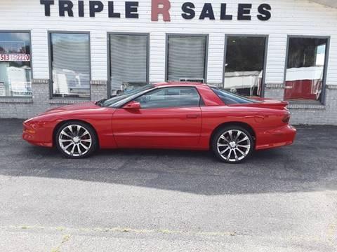 1994 Pontiac Firebird for sale in Lake City, MN
