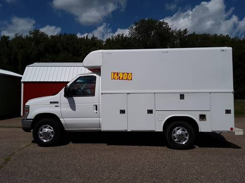 2010 Ford E-Series Chassis for sale in Lake City, MN