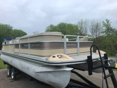 1999 Harris 24' for sale at Triple R Sales in Lake City MN