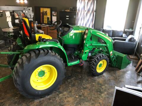 2014 John Deere 3033R for sale at Triple R Sales in Lake City MN