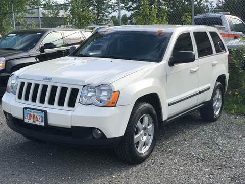 2008 Jeep Grand Cherokee for sale in Anchorage, AK