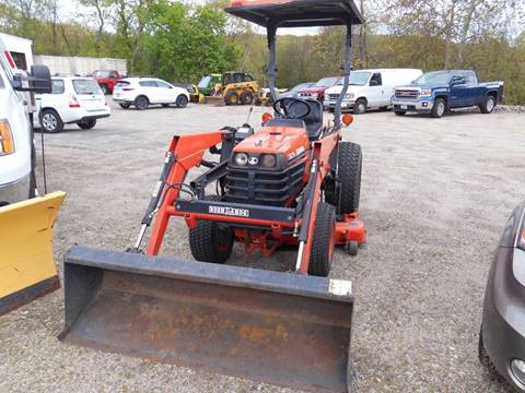 2003 Kubota B7500 for sale in Willimantic, CT