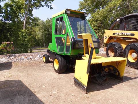 1999 John Deere f935 for sale in Willimantic, CT
