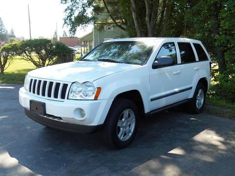 2009 Jeep Grand Cherokee for sale at ABC AUTO LLC in Willimantic CT
