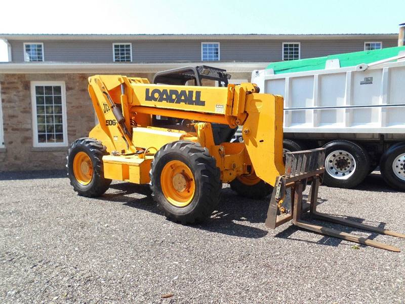 2001 JCB 506C for sale at ABC AUTO LLC in Willimantic CT