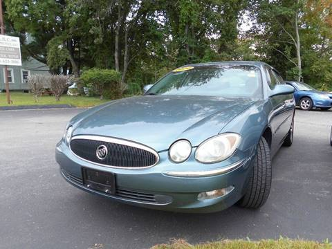 2006 Buick LaCrosse for sale at ABC AUTO LLC in Willimantic CT