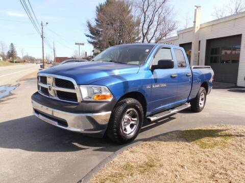2011 RAM Ram Pickup 1500 ST for sale at ABC AUTO LLC in Willimantic CT