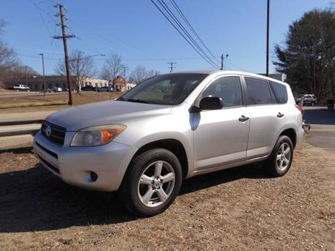 2008 Toyota RAV4 for sale at ABC AUTO LLC in Willimantic CT