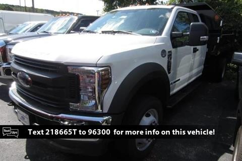 2018 Ford F-450 Super Duty for sale in Coatesville, PA