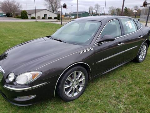 2008 Buick LaCrosse for sale in Hesperia, MI