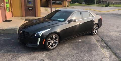 2014 Cadillac CTS for sale in Canfield, OH