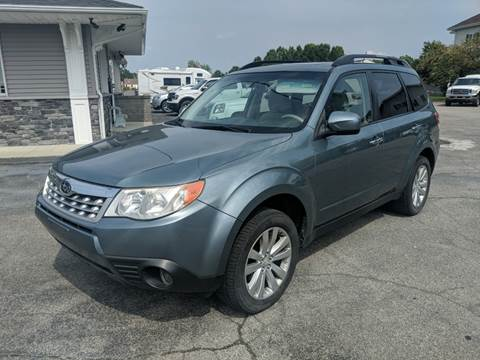 2012 Subaru Forester for sale in Canfield, OH