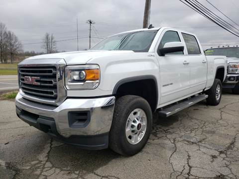2015 GMC Sierra 2500HD for sale in Canfield, OH