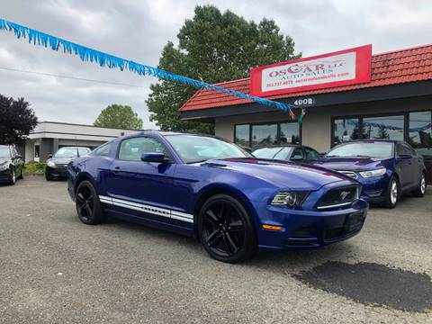 2013 Ford Mustang for sale in Auburn, WA