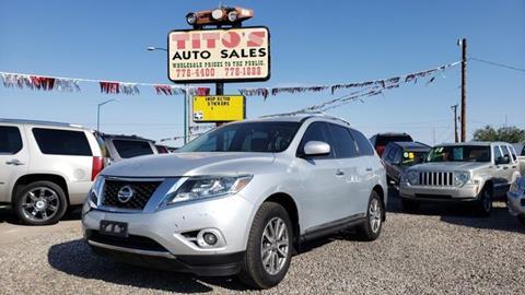 Tito'S Auto Sales >> Titos Auto Sale El Paso Tx Inventory Listings