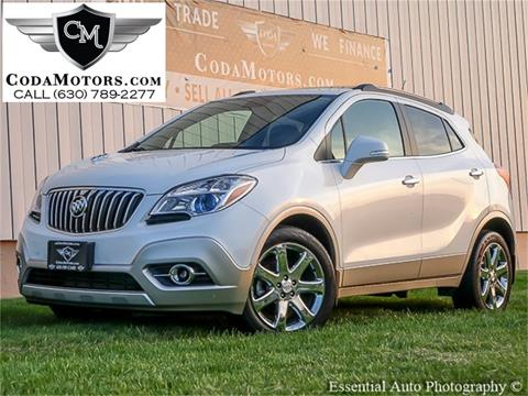 2016 Buick Encore for sale in Burr Ridge, IL