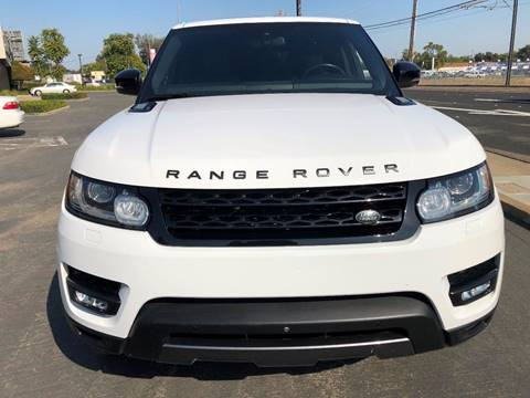 Land Rover Sacramento >> 2016 Land Rover Range Rover Sport For Sale In Sacramento Ca