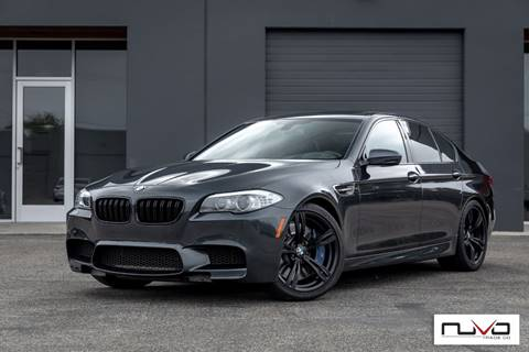 Used Bmw M5 >> 2013 Bmw M5 For Sale In Newport Beach Ca