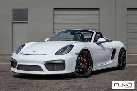 2016 Porsche Boxster for sale in Newport Beach, CA