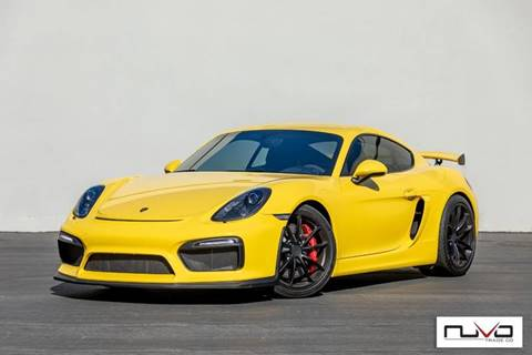 2016 Porsche Cayman for sale in Newport Beach, CA