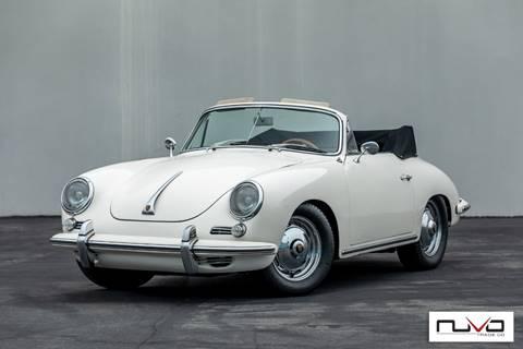 1963 Porsche 356 Speedster For Sale In Newport Beach Ca
