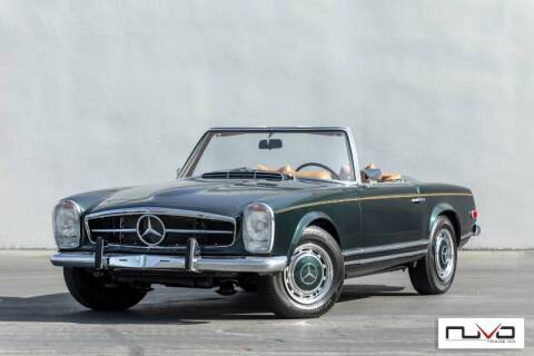 1969 Mercedes-Benz 280-Class for sale at Nuvo Trade in Newport Beach CA
