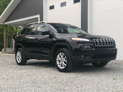 2016 Jeep Cherokee for sale in Fortville, IN