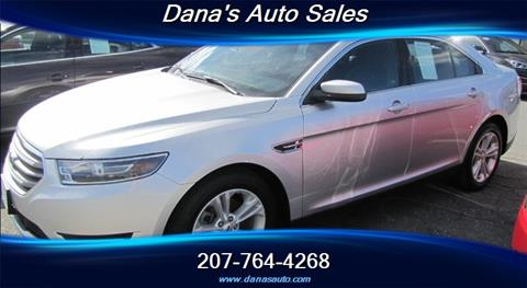 2016 Ford Taurus for sale in Presque Isle, ME