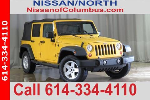 2011 Jeep Wrangler Unlimited for sale in Columbus, OH