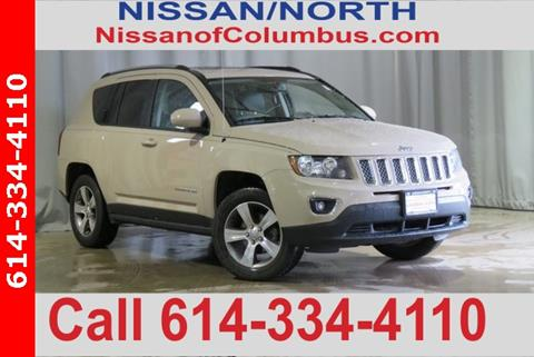 2017 Jeep Compass for sale in Columbus, OH