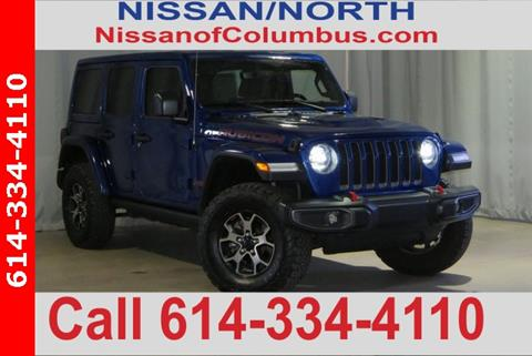 2019 Jeep Wrangler Unlimited for sale in Columbus, OH