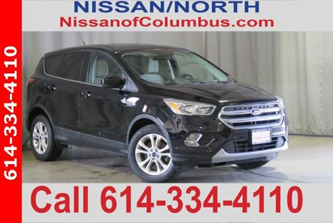 2017 Ford Escape for sale in Columbus, OH