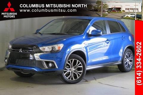 2018 Mitsubishi Outlander Sport for sale in Columbus, OH