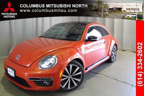 2016 Volkswagen Beetle for sale in Columbus, OH