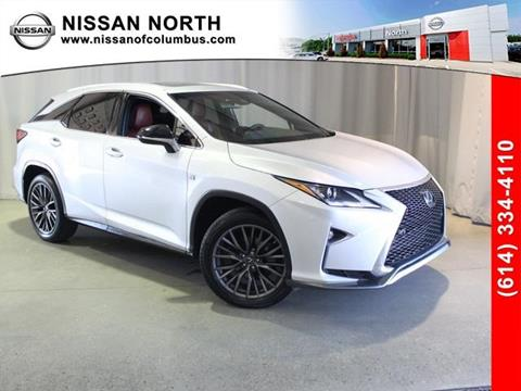 2017 Lexus RX 350 for sale in Columbus, OH