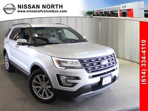 2016 Ford Explorer for sale in Columbus, OH